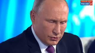 Путин ЖЁСТКО 'врезал' американцу в вопросе о братской Украине 'Вы с ума сошли PE3HЮ захотели'