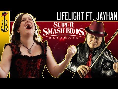 Super Smash Bros. Ultimate: Lifelight ft. JayHan (Vocal & Violin Cover)    String Player Gamer