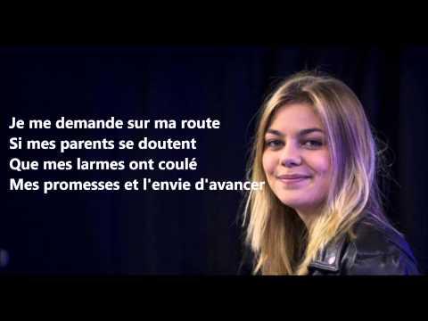 Louane - Je vole (Michel Sardou) - Lyric