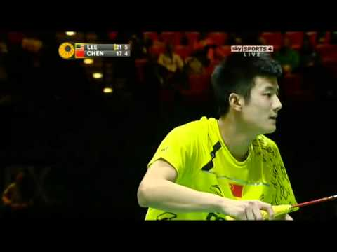 Cầu lông All England Open MS SF Lee Chong Wei   Chen Long 2