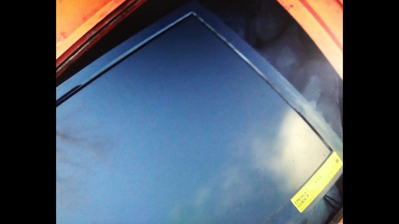 flat screen tv take apart for copper- scrap metal- diodes