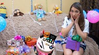VLOG: ДЕНЬ РОЖДЕНИЯ ЛЕРЫ 14 лет! 10 СЮРПРИЗОВ Мега Подарки