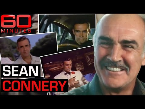 Iconic Sean Connery interview: the legacy of the original James Bond | 60 Minutes Australia