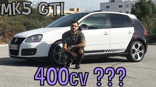 VW GOLF 5 GTI - 400cv??? *PJSR*