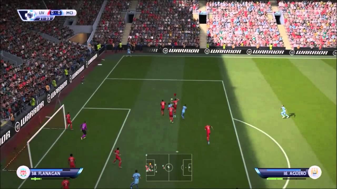 FIFA 15 - NVIDIA GeForce 820M 2GB