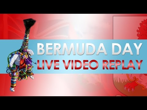 CITV Broadcast Of Bermuda Day Parade , May 24 2016
