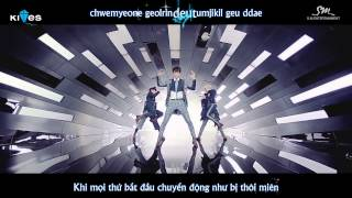 [Vietsub + Kara] Everybody MV - SHINee