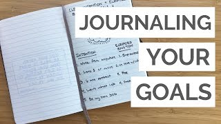 The Secret to ACTUALLY Reaching Your Goals