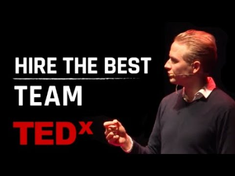 How to master recruiting | Mads Faurholt-Jorgensen | TEDxWar