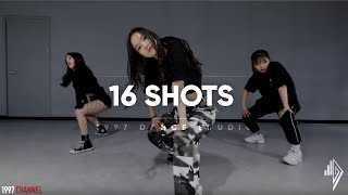 Stefflon Don - 16 Shots l Choreography @YeJi Kim @1997DANCE STUDIO