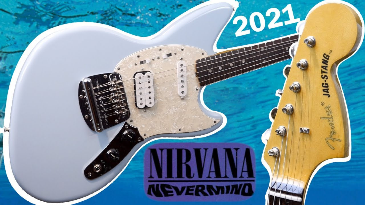 Download Nevermind... I Was WRONG About This Guitar! | 2021 Fender Kurt Cobain Jagstang Mexico Reissue Review