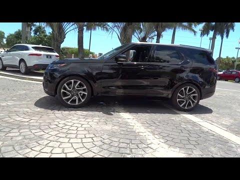 2017 Land Rover Discovery Miami, Aventura, Fort Lauderdale, Broward, Miami Beach, FL NHA026344