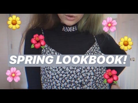SPRING LOOKBOOK FT. MOTEL ROCKS, URBAN OUTFITTERS, MISSGUIDED AND MORE!