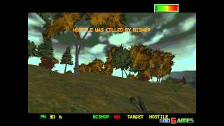 Spec Ops II Omega Squad - Gameplay Dreamcast HD 720P