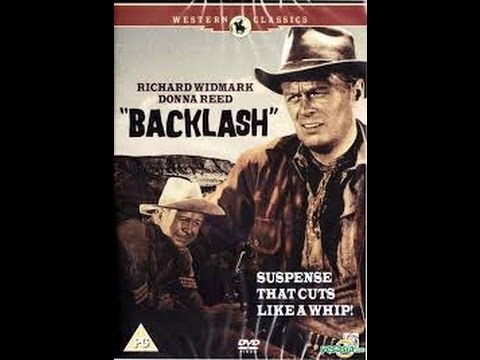 Backlash (1956)-  Richard Widmark