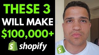 3 Dropshipping Products That Will Make $100,000 Per Month (Untapped Winning Products 2019)