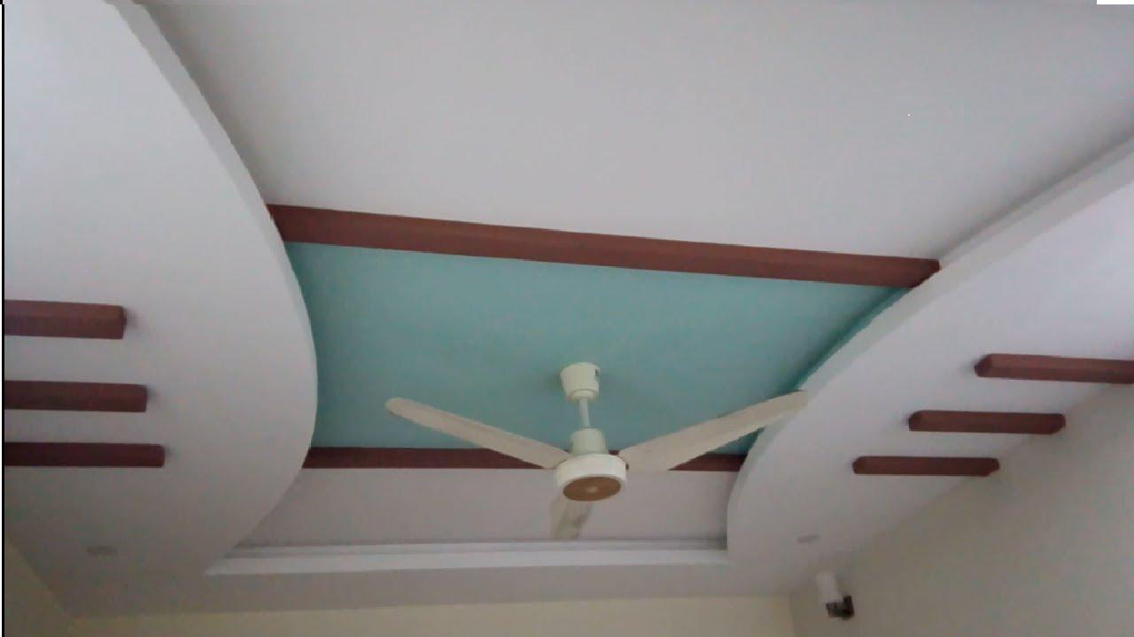 New Gypsum False Ceiling Design for Bed Room/Master Bed Room ...