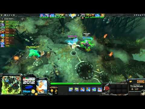 WCG Malaysia - Gizmo vs Space Monkeys - LB 1st Final