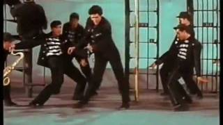 Elvis Presley   Jailhouse Rock (A Color).wmv