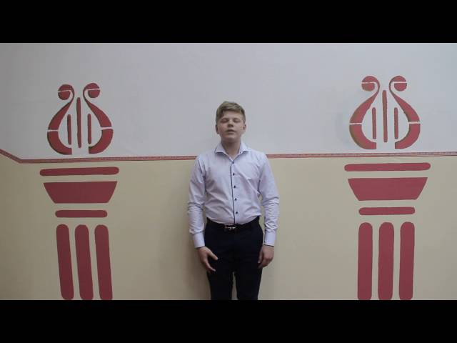 Изображение предпросмотра прочтения – МаксимВерхотурцев читает произведение «Анчар» А.С.Пушкина