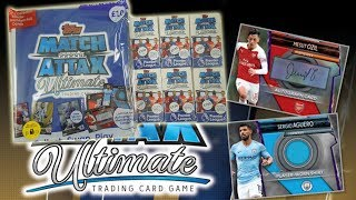 MATCH ATTAX ULTIMATE 2018/19 PREMIUM PACKS Unboxing Opening