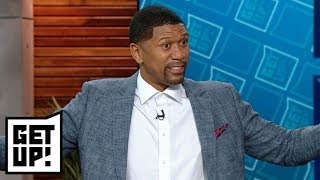 Jalen Rose shuts down Mike Greenberg's hysteria after Warriors' win vs. Rockets | Get Up! | ESPN