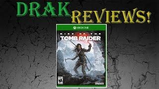 Drak Reviews: Rise of the Tomb Raider!!