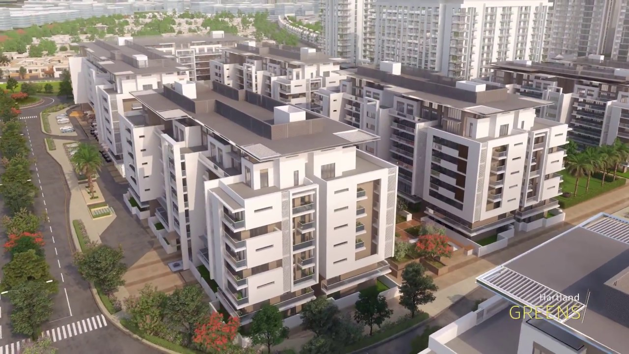 Sobha Hart land  Dubai Canal - 3D Walkthrough