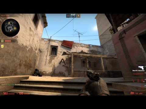 csgo how to hold b site mirage