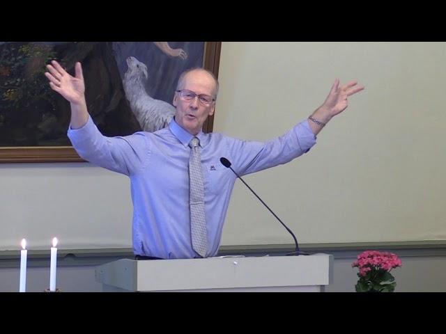 2020-03-08 Lars Fossdal: (4/4) Den frelse som er ferdig til å bli åpenbart ...