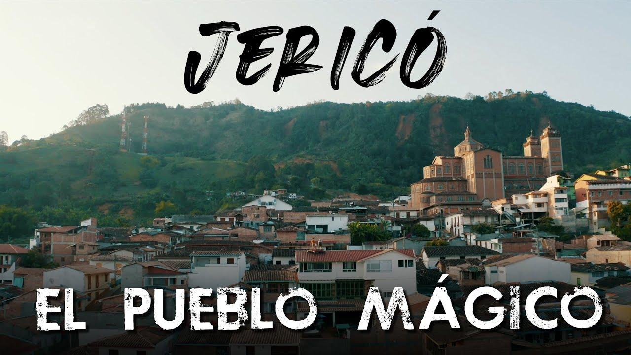 JERICÓ 🇨🇴 EL PUEBLO MÁS MÁGICO DE ANTIOQUIA, COLOMBIA  Episodio 101 - Vuelta al Mundo en Moto