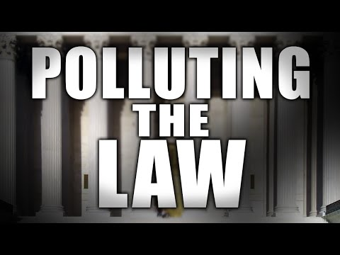 Supreme Court EPA Ruling Is A Big Polluted Kiss To Conservatives