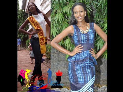 Halimatou Diallo , Miss World Guinea 2014