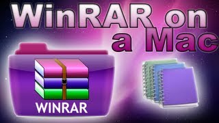 How to get WinRAR on a Mac (UnRARx)