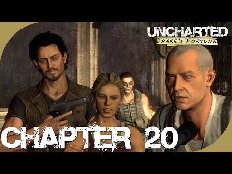 Uncharted: Drake's Fortune - Chapter 20 - Race to the Rescue