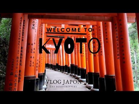 DÉCOUVERTE DE KYOTO ( ANCIENNE CAPITAL DU JAPON)   TRAVEL VLOG JAPAN