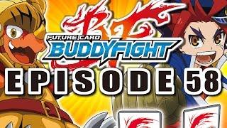 [Episode 58] Future Card Buddyfight Animation