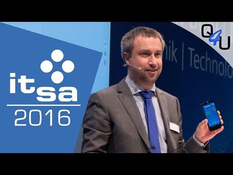 it-sa 2016: Live-Hacking mit Sebastian Schreiber (Syss) | QSO4YOU Tech