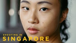 Shooting in Singapore | Nikon FM2 and Sony a7S
