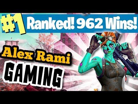 #1 WORLD RANKED - 964 WINS! - SPONSOR GOAL 468/500 - FORTNITE BATTLE ROYALE LIVE STREAM!