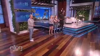 Bailey Payne on the Ellen Show *10 CORKS TO SPLIT
