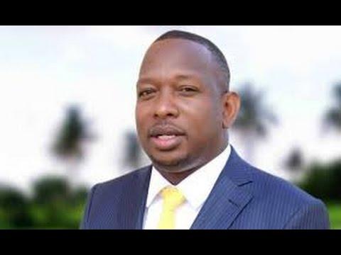 Nairobi Senator Mike