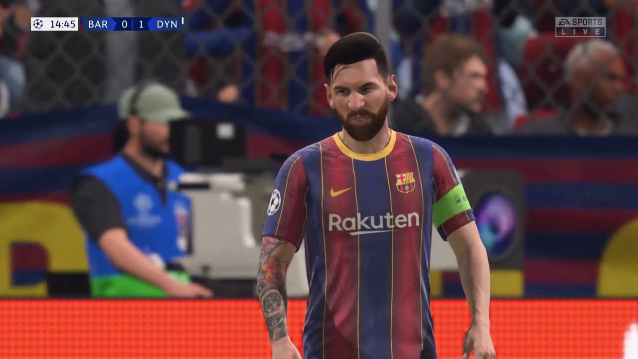 fifa 21 ps5 barcelona vs dynamo kiev all goals extended highlights 2020 youtube youtube