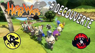 Happy Wars [FR] Découverte & Gameplay