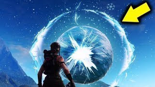 *NEW* ICE BALL EVENT HAPPENING NOW! (Fortnite Battle Royale)