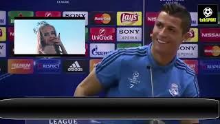 Роналдо реагира на клипа на Сузанита😂😂😱😱😱