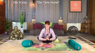 """""""Die Tiefe Hocke"""" Yin Yoga"""