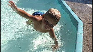 Tydus Can Swim FAST!! **Hilarious**