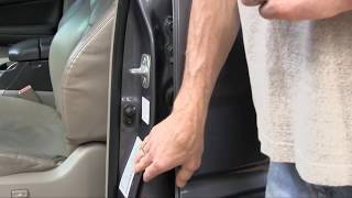 How To use Touch Up Paint on a Car