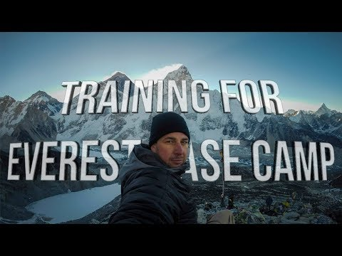 Training For Everest Base Camp